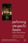performing site-specific theatre